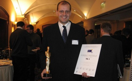 Promatis Premiers prize